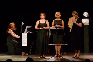BACH BLÜTEN / Ein Musiktheaterabend zu Johann Sebastian Bach / 2014